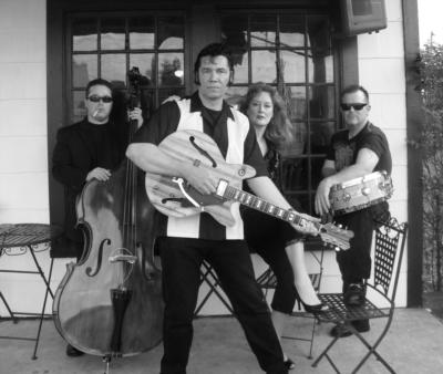 Ronnie Lee Twist | Henderson, NV | Rockabilly Band | Photo #10