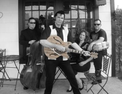Ronnie Lee Twist | Henderson, NV | Rockabilly Band | Photo #3