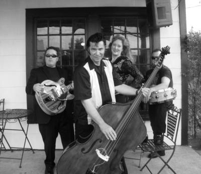 Ronnie Lee Twist | Henderson, NV | Rockabilly Band | Photo #11