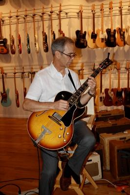 Rick D. Frank | Wilmette, IL | Jazz Guitar | Photo #4