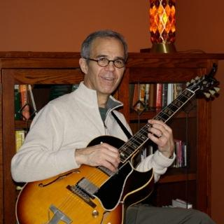 Rick D. Frank | Wilmette, IL | Jazz Guitar | Photo #1