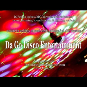 Da Go Disco Entertainment - DJ - San Diego, CA