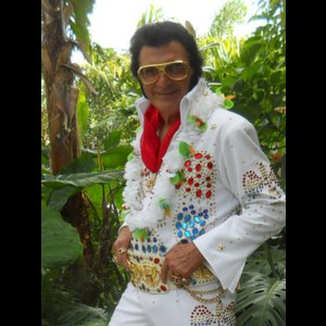 Alvis Sings Elvis - Elvis Impersonator - West Palm Beach, FL