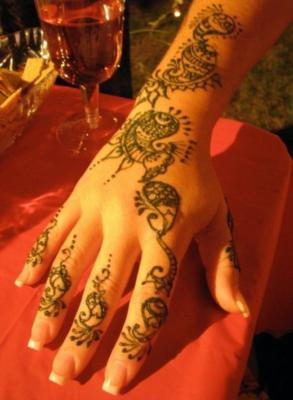 Henna Happiness Party Art | Huntington, NY | Henna Artist | Photo #2