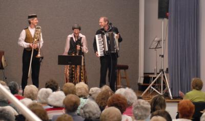 Di Bostoner Klezmer | Cambridge, MA | Klezmer Band | Photo #2