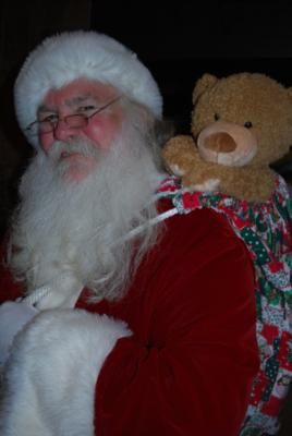Santa Earl | Wichita, KS | Santa Claus | Photo #1