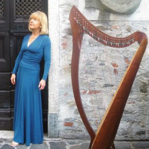 Savannah Celtic Singer | Valerie Stancik Vivace Music, Piano, Harp, Vocals
