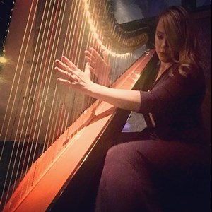 Erica Messer, Pop Music Harpist, Singer