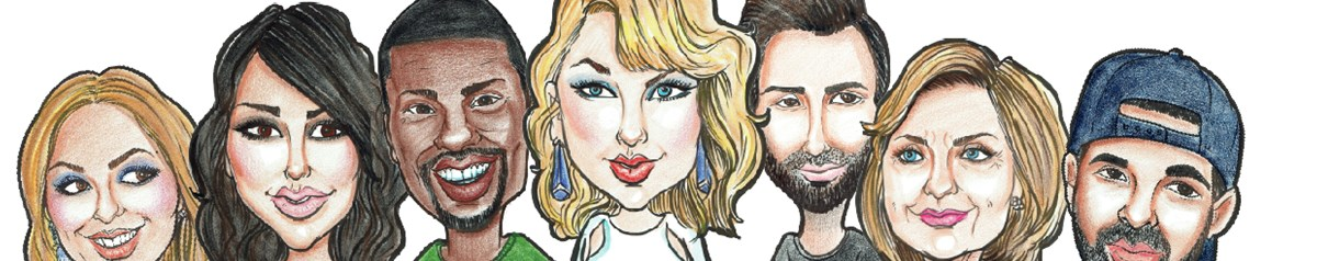 Caricatures By Courtney Inc.