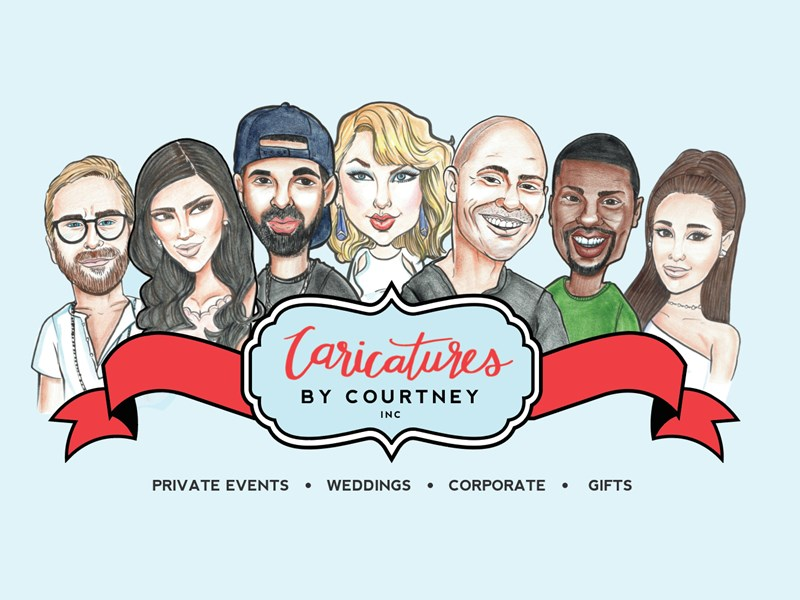 Caricatures By Courtney Inc. - Caricaturist - Bala Cynwyd, PA