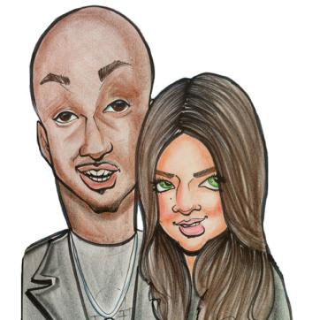Caricatures By Courtney | Philadelphia, PA | Caricaturist | Photo #11