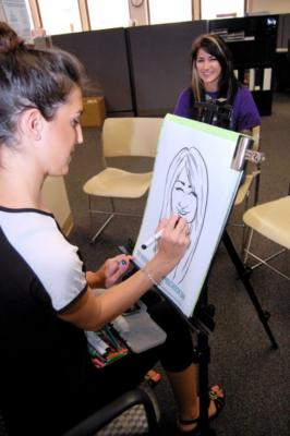 Caricatures By Courtney | Philadelphia, PA | Caricaturist | Photo #24