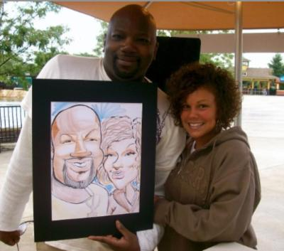 Caricatures By Courtney | Philadelphia, PA | Caricaturist | Photo #3