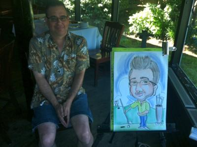 Caricatures By Courtney | Philadelphia, PA | Caricaturist | Photo #8