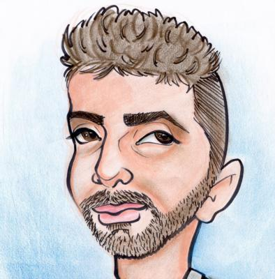 Caricatures By Courtney | Philadelphia, PA | Caricaturist | Photo #18