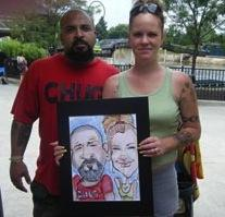 Caricatures By Courtney | Philadelphia, PA | Caricaturist | Photo #5