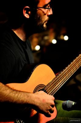 Benji Kaplan | New York, NY | Brazilian Acoustic Guitar | Photo #4