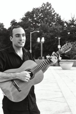 Benji Kaplan | New York, NY | Brazilian Acoustic Guitar | Photo #8