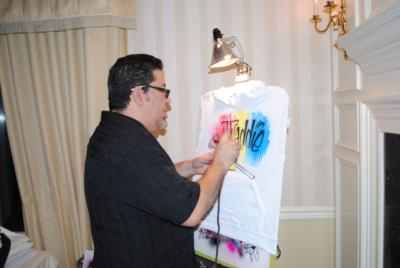 +a Airbrush Clothing By Masters Of Fun | Great Neck, NY | Photo Booth Rental | Photo #11