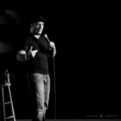 Steve Sabo | Toledo, OH | Stand Up Comedian | Photo #2