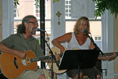 Brad and Julienne | Ojai, CA | Acoustic Duo | Photo #8