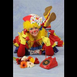 Irving Clown | Shimmy Giggles Clown Entertainment and More
