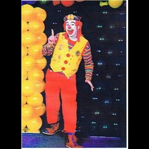 Columbia Clown | Clowns, Face Painting, Santa, Balloon Twisting,