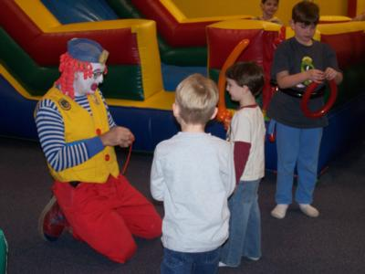Clowns, Face Painting, Santa, Balloon Twisting, | West Columbia, SC | Clown | Photo #3