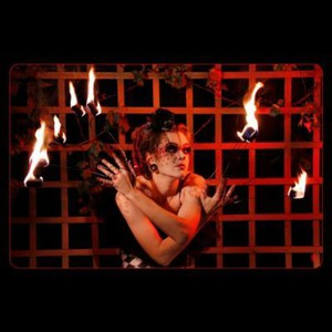 Anna The Fire Ballet And Belly Dancer - Fire Dancer - Oceanside, CA