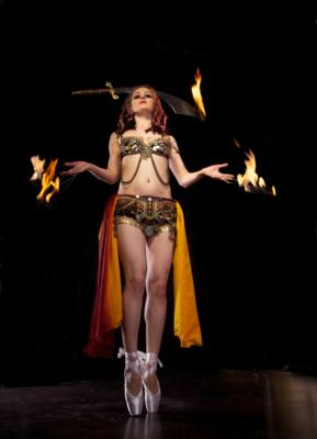 Anna The Fire Ballet And Belly Dancer | Oceanside, CA | Fire Dancer | Photo #25