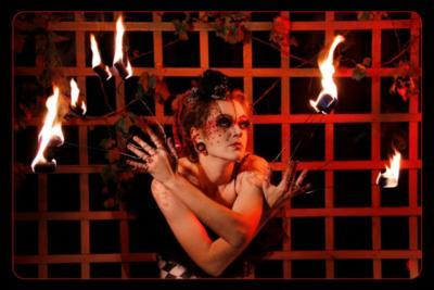 Anna The Fire Ballet And Belly Dancer | Oceanside, CA | Fire Dancer | Photo #1