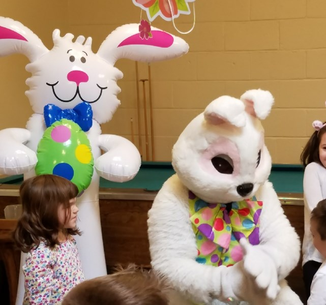 Boston Party Characters / Corporate Events Boston - Easter Bunny - Boston, MA