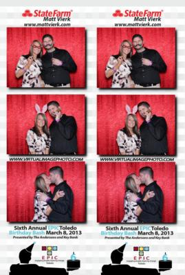 Photo Booth Party! Toledo | Perrysburg, OH | Photo Booth Rental | Photo #23