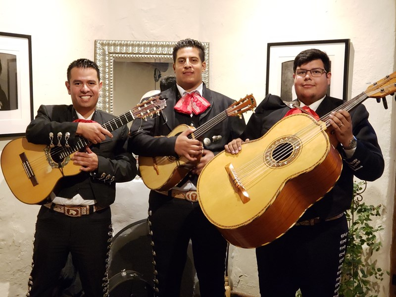 Trio Los Amigos Of New Mexico - Mariachi Band - Albuquerque, NM
