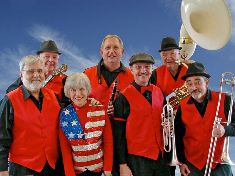 8up With Dixie - Dixieland Band - Cumming, GA