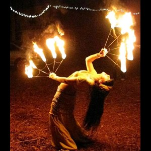 St Petersburg Middle Eastern Dancer | MAD Flames Fire Entertainment