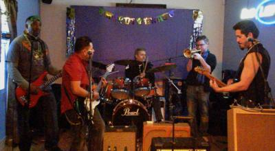 Sole City Juke Band | Oak Lawn, IL | Cajun Band | Photo #4