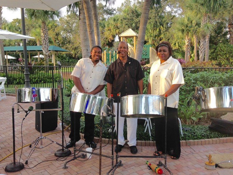 The Gratitude Steel Band  / Eguana En Ekele' - Reggae Band - West Bloomfield, MI