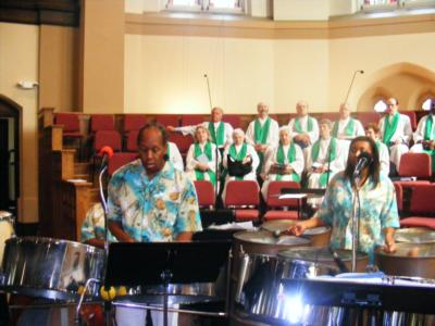 The Gratitude Steel Band  / Eguana En Ekele' | West Bloomfield, MI | Steel Drum Band | Photo #23