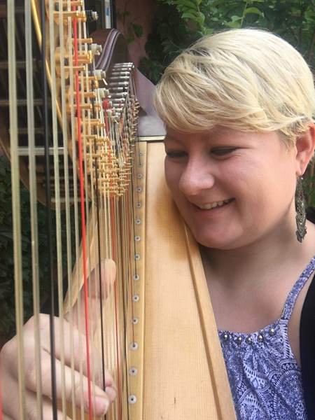 Jillian Lopez - Harpist - Harpist - Long Beach, CA