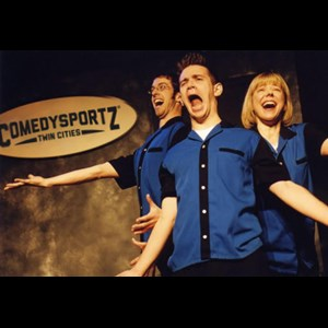 Minneapolis, MN Comedian | Comedysportz Improv Theater Minneapolis MN