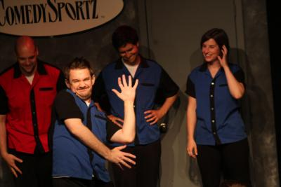 Comedysportz Improv Theater Minneapolis Mn | Minneapolis, MN | Comedy Group | Photo #10