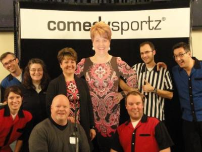 Comedysportz Improv Theater Minneapolis Mn | Minneapolis, MN | Comedy Group | Photo #16