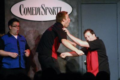Comedysportz Improv Theater Minneapolis Mn | Minneapolis, MN | Comedy Group | Photo #11