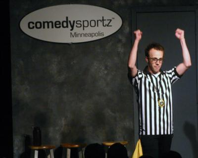 Comedysportz Improv Theater Minneapolis Mn | Minneapolis, MN | Comedy Group | Photo #6