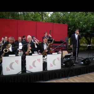 Burney Jazz Orchestra | Silver Moon Big Band