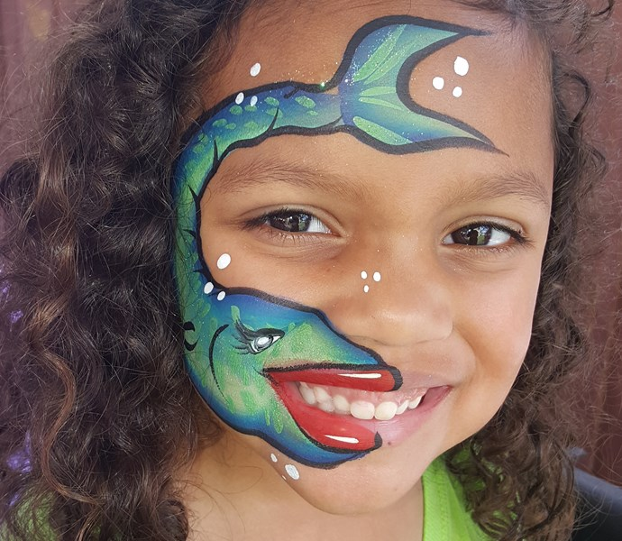KittyLuv's Purrfect Faces, LLC. - Face Painter - South Florida, FL