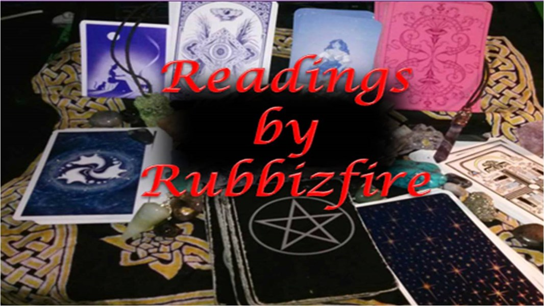 Psychic Readings By Rubbizfire