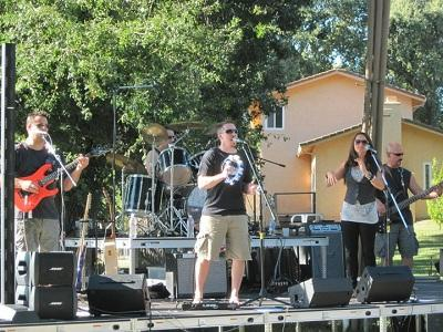 Daze On The Green | San Jose, CA | Rock Band | Photo #14