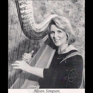 Wilmington Harpist | Alison Simpson
